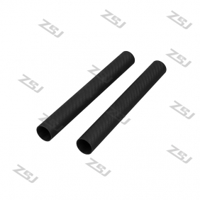 Wholesale FT010 16x14x500mm 100% full carbon+ FREE shipping by HK post composite material /carbon Fiber tubes/pipes/strips