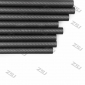 Wholesale FT069  30X28X600mm twill matte full/pure/100% carbon fiber tube/